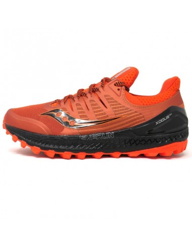 Saucony XODUS ISO 3 Orange/Black