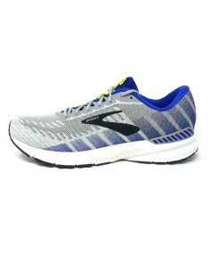 Brooks Ravenna 10 Alloy/Blue/Nightlife