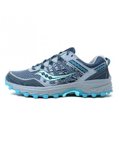 Saucony Excursion TR12 Mujer GREY/TEAL