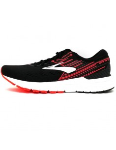 Brooks Adrenaline GTS 19 BLACK/ORANGE/SILVER