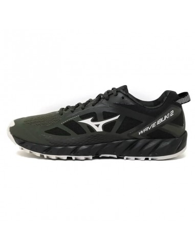 Mizuno Wave Ibuki 2 ForestNight/SilverCloud/Black