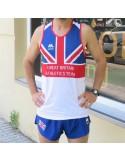 Conjunto Atletismo Great Britain Classics Mobel