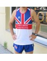 Conjunto Atletismo Great Britain Classics Mobel