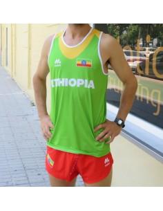 Conjunto Atletismo Ethiopia Classics Mobel