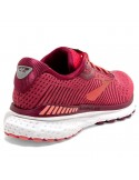 Brooks Adrenaline GTS 20 Mujer Rumba Red/Teaberry/Coral 628