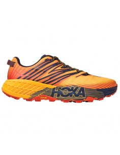 Hoka One One Speedgoat 4 1106525GFB Gold Fusion/Black