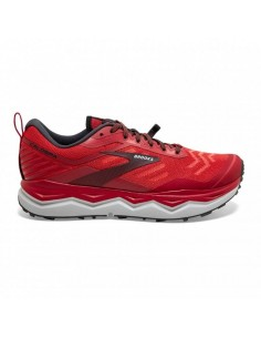 Brooks Caldera 4 1103281D664 - High Risk Red/Ebony/Grey