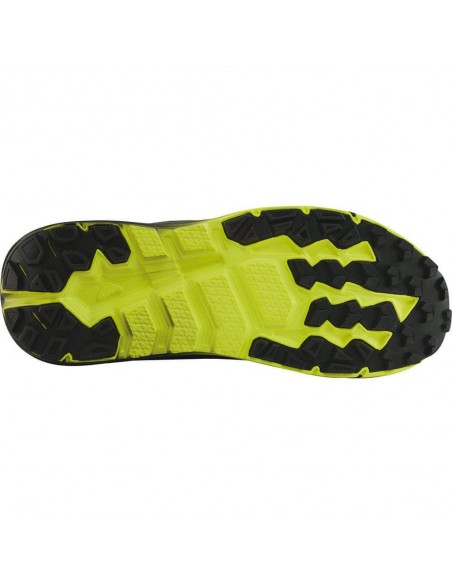 Raidlight Responsive Ultra Black/Lime Green GNIM310 20S