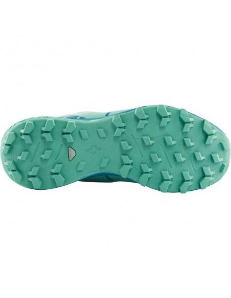 Raidlight Responsiv Dynamic Mujer Turquoise GNIW500 636