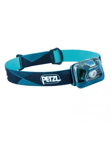 Linterna frontal compacta PETZL TIKKA® E093FA01 - AZUL