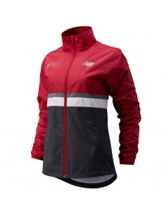 New Balance Cortaviento Mujer London Ed. Marathon Windcheater 2020