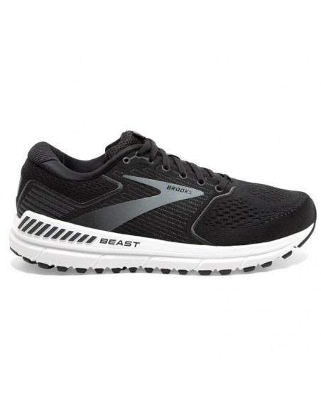 Brooks Beast 20 051 - Black/Ebony/Grey