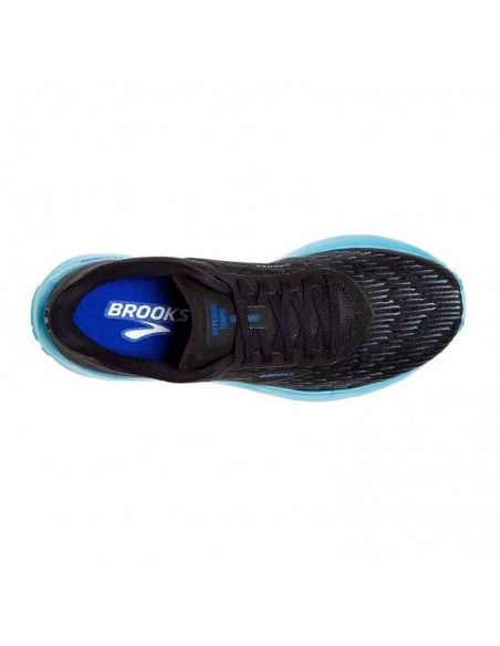 Brooks Hyperion Tempo Mujer 082 - Black/Iced Aqua/Blue