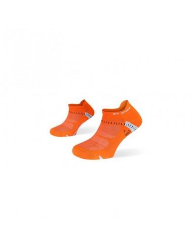 Calcetines BV SPORT LIGHT ONE ultra low cut (Pack x2) 280/014 Orange-Black