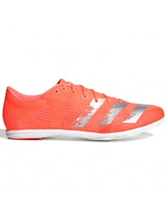 Adidas DISTANCESTAR EE4671 Signal Coral / Silver Metallic / Cloud White