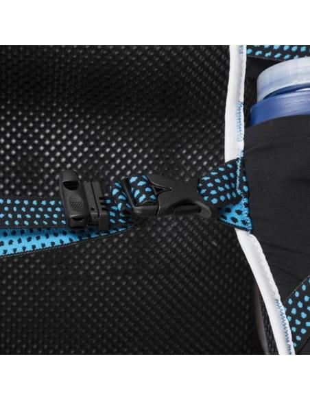 Chaleco Raidlight Responsiv 10L 20J Black/Electric Blue