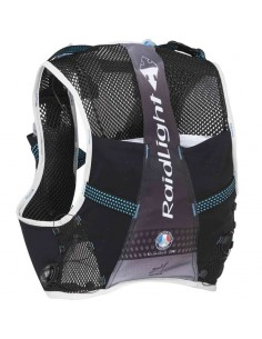 Chaleco Raidlight Responsiv 3L 20J Black/Electric Blue