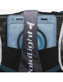 Chaleco Raidlight Responsiv 3L 20J Black/Electric Blue