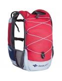 Chaleco Raidlight Activ 3L + Bolsa de hidratación 1,2L 30H Red/Light Blue