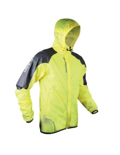 Chaqueta Raidlight Top Ultralight MP+ RV090M.171.1096 YELLOW/DARK GREY