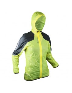Chaqueta Raidlight Top Ultralight MP+ Mujer RV090W.171.1096 YELLOW/DARK GREY