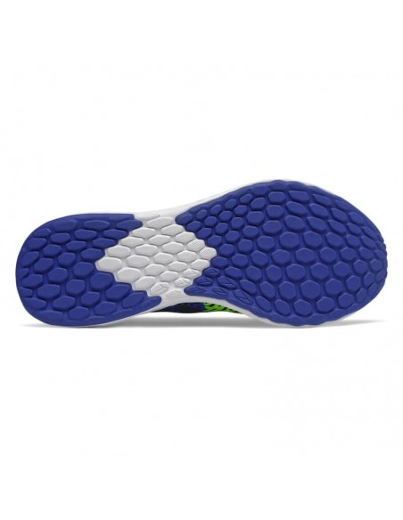 New Balance Fresh Foam Tempo MTMPOBL - Black with Energy Lime & Cobalt Blue