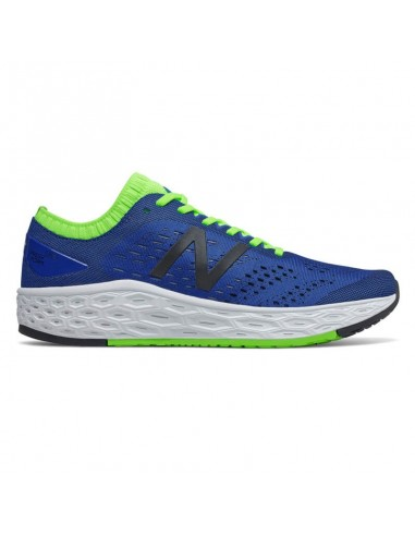 New Balance Vongo 4 MVNGOCE4 - Team Royal with Energy Lime