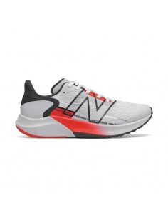 New Balance FuelCell Propel v2 Mujer WFCPRWR2 - White/Neo Flame