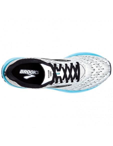 Brooks Hyperion Tempo 129 - White/Black/Iced Aqua