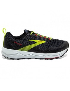 Brooks Divide 075 - Black/Ebony/Red