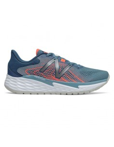 New Balance Fresh Foam Evare MVARECB1 - Light Blue/ Dynomite