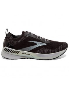 Brooks Bedlam v3 - 012 - BLACK/BLACKENED PEARL/WHITE