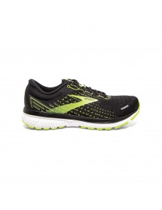 Brooks Ghost 13 039 - Black/Nightlife/White