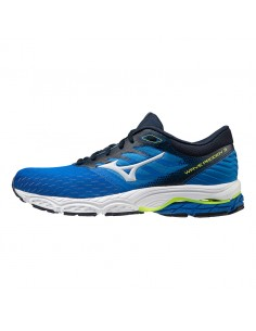 Mizuno Prodigy 3 J1GC201020 - Princess Blue/Arctic Ice/Safety Yellow