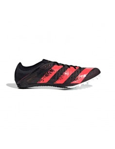 Adidas SPRINTSTAR EG6191 - Core Black / Signal Pink / Copper Metallic