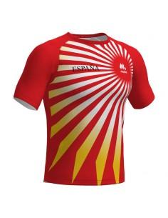 Camiseta Atletismo Manga Corta España'99 Classics Mobel
