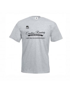 Camiseta Casual Emotion Running 10th Anniversary