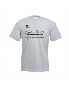 Camiseta Casual Emotion Running 10th Anniversary