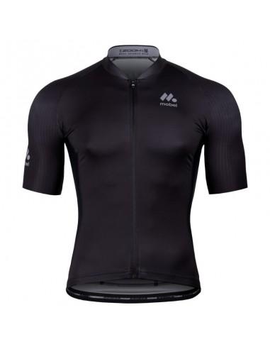 Maillot corto ciclismo Mobel Black Pro