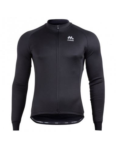 Maillot largo ciclismo Mobel Black Pro