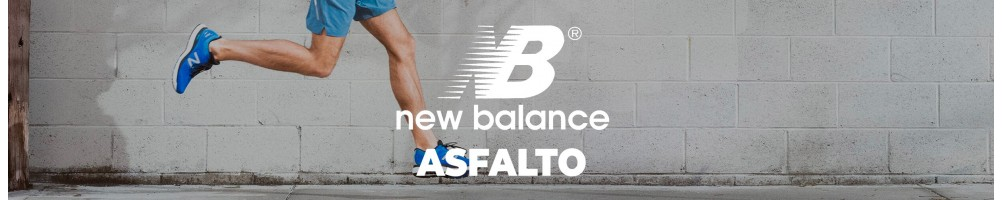 Zapatillas Asfalto New Balance