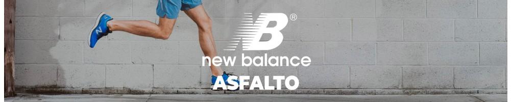 Zapatillas Asfalto New Balance