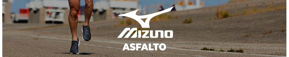 Zapatillas Asfalto Mizuno