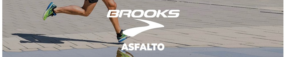 Zapatillas Asfalto Brooks