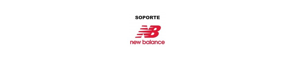 Soporte New Balance